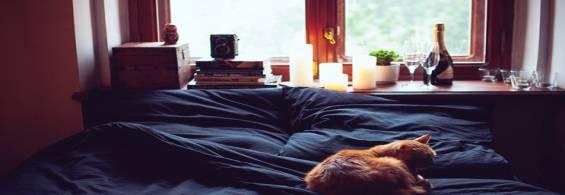 Выбираем постельное белье для мужчин